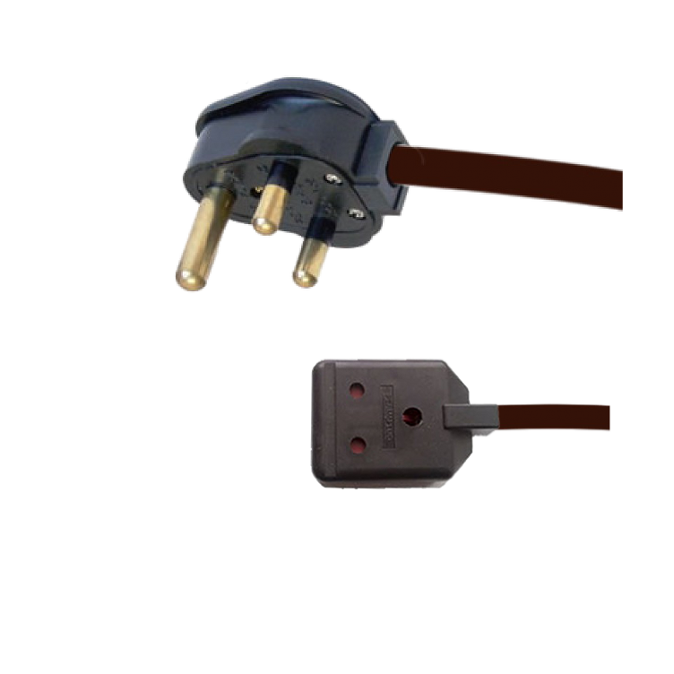 15a Plug to 5a Socket Jumper