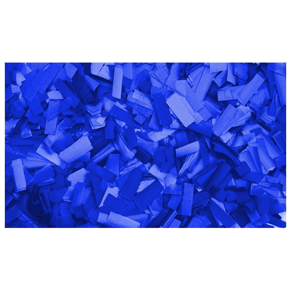 1kg Blue Chinese Confetti