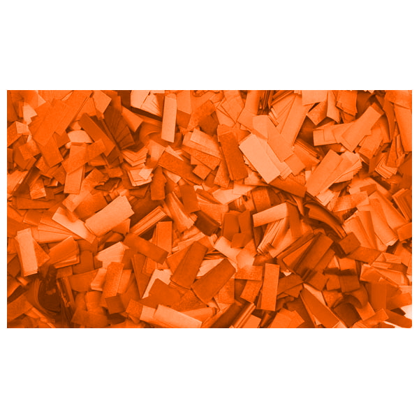 1kg Orange Chinese Confetti