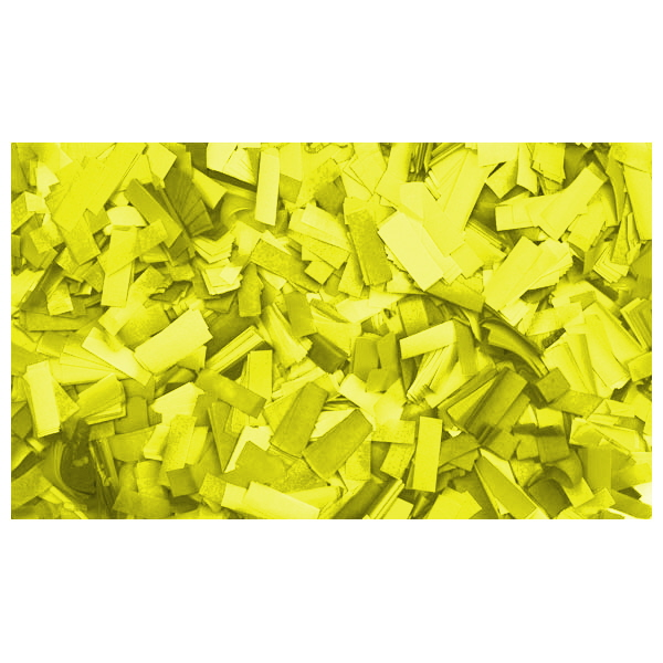 1kg Yellow Chinese Confetti