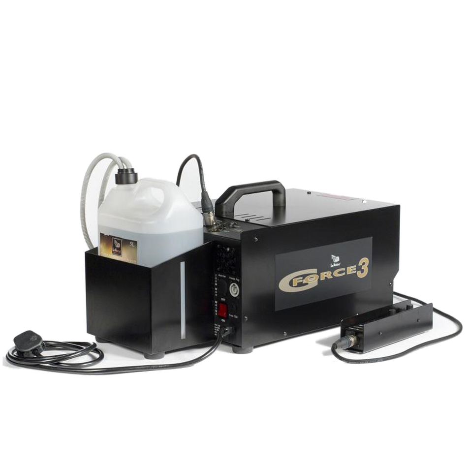 Lemaitre Gforce 3 Large Output Heavy Duty Smoke Machine