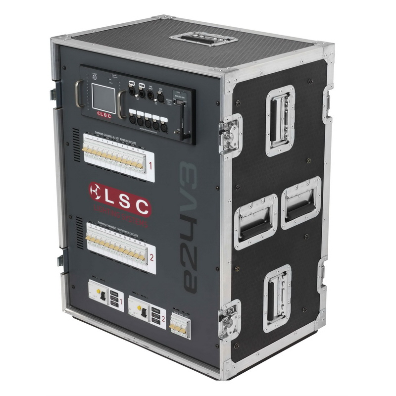LSC 24 Way Touring Dimmer Rack