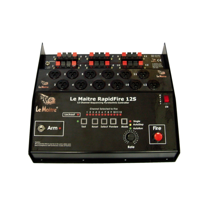 Lemaitre 12 Channel Sequencer