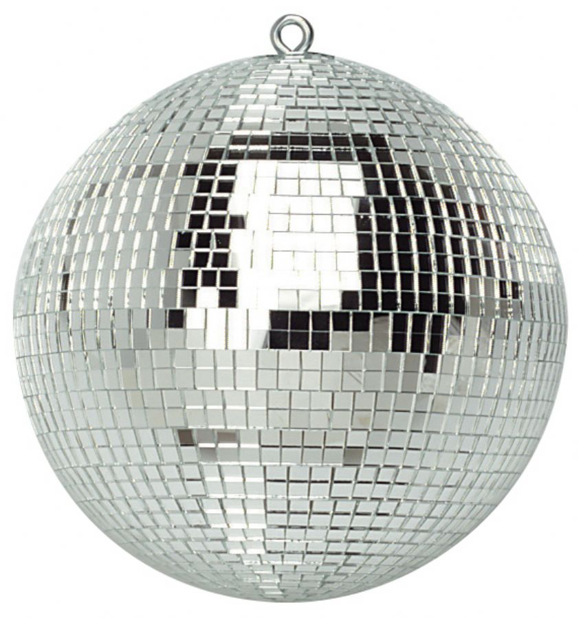 "12"" Mirror Ball complete with Rotator"