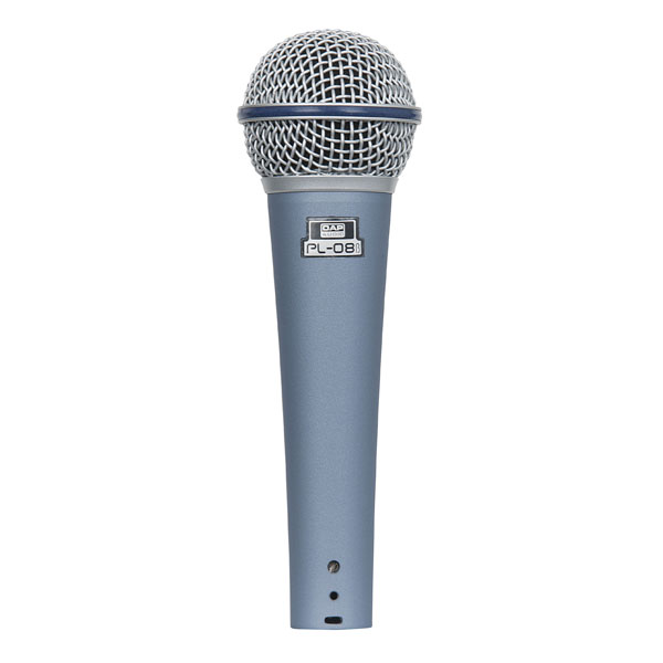 PL-08ß Beta Vocal Dynamic Microphone