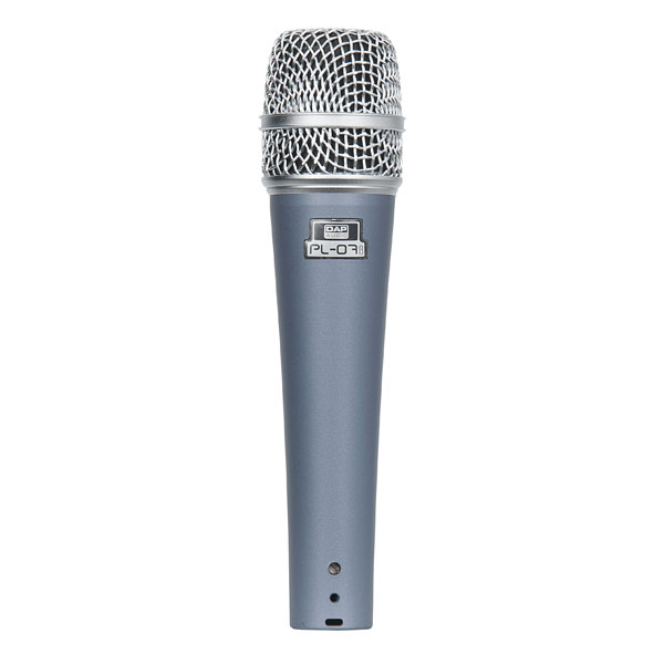 PL-07ß Beta Instrument/Vocal Dynamic Microphone