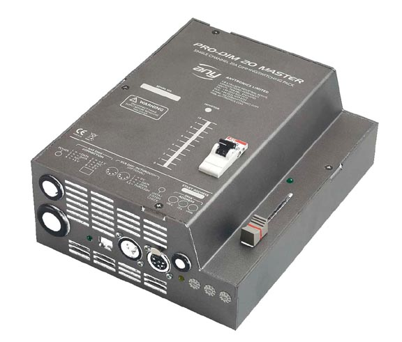 Prodim 20a Single Channel DMX Dimmer