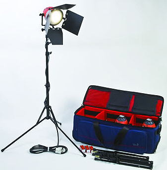 Redhead 3 Head Kit Video / Photographic / Studio Light