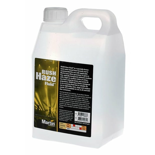 5l Martin Rush Haze Fluid