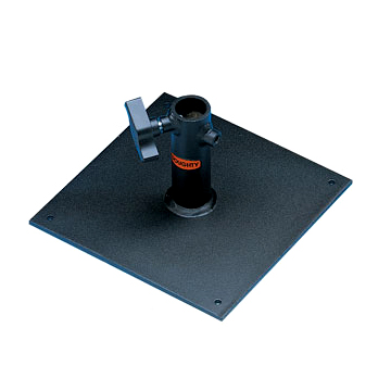 Doughty T54200 Turtle Base Plate Stand