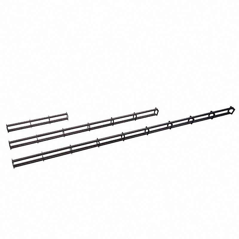 10m Overlap Tab Track Kit for Stage Cloths / Curtains