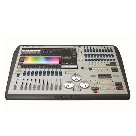 Avolites Tiger Touch 2 DMX Lighting Desk