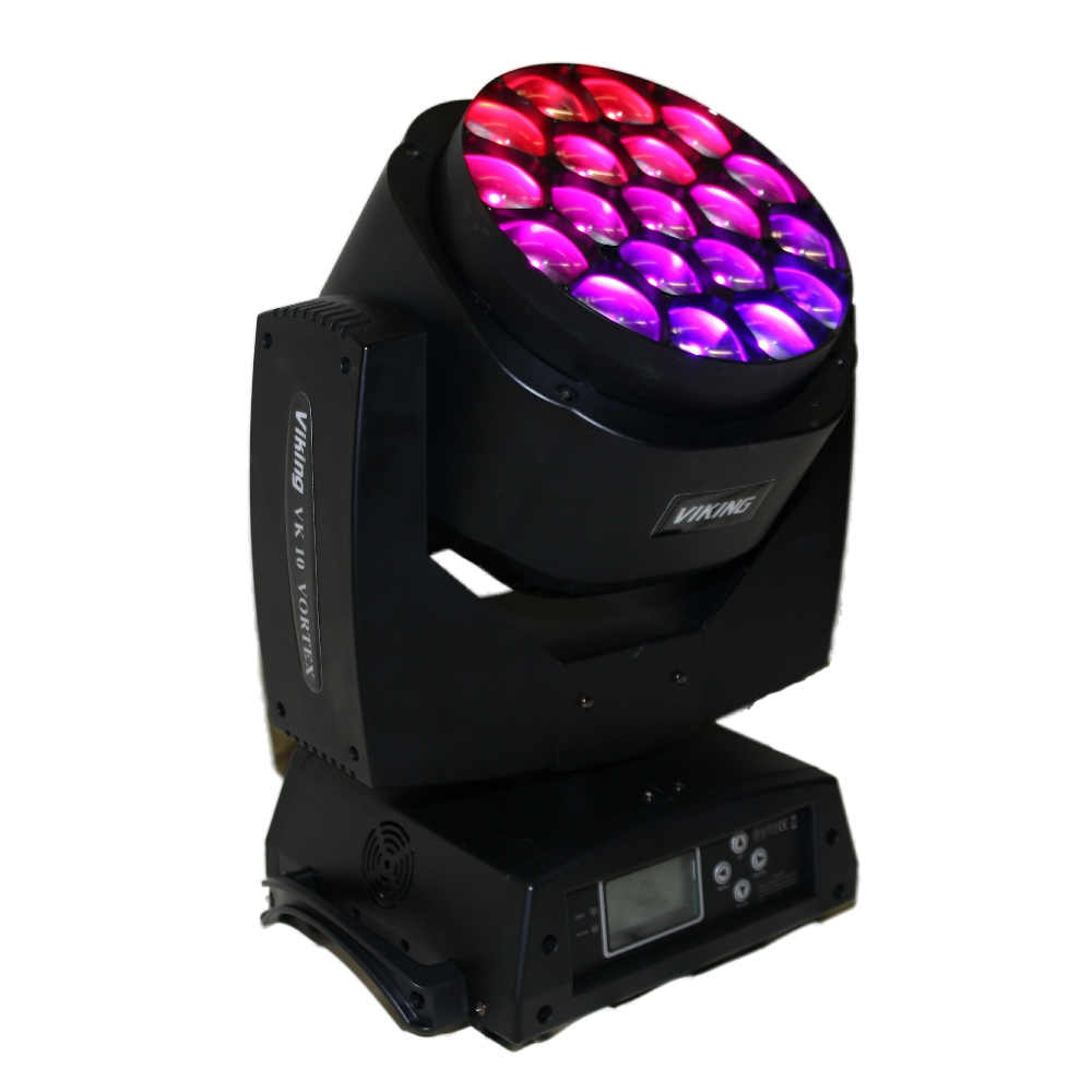 Viking VK10 Vortex LED Wash/Beam Fx Moving Light