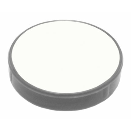 60ml Grimas 001 White Creme Makeup