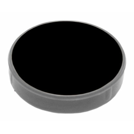60ml Grimas 101 Black Creme Makeup