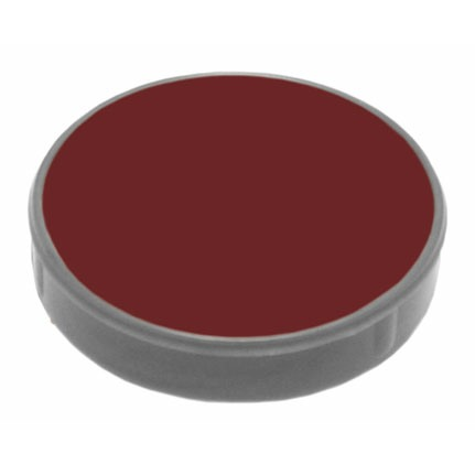 60ml Grimas 1075 Brick Red Creme Makeup