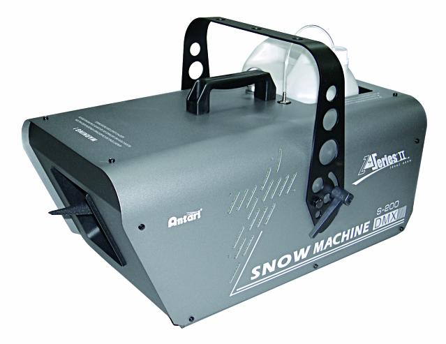 Antari S200 DMX Snow Machine