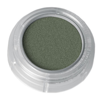 2.5gm Grimas 745 Pearl Grey Green Eyeshadow / Rouge