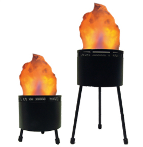 "18"" High Fire / Flame Light (Tripod Standing)"