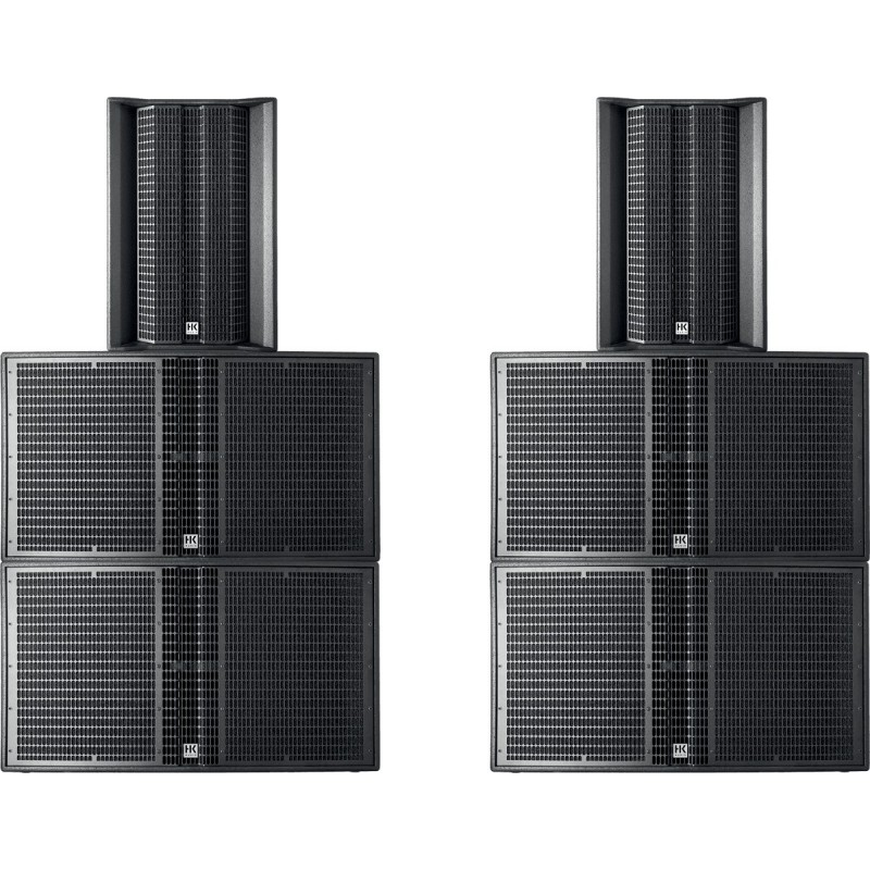 HK Audio Linear 5 LTS Medium System PA Pack