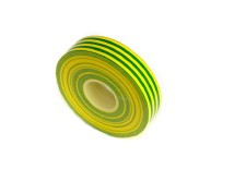 PVC Yellow / Green Earth Electrical / Stage Tape