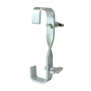 "Doughty T21500 6"" Double Twisted Hook Clamp"
